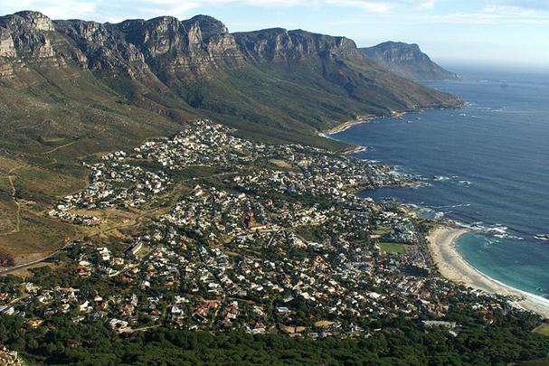 تاون جنوب افريقيا Cape Town